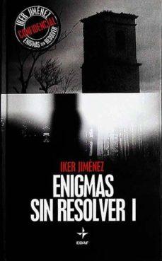 ENIGMAS SIN RESOLVER 1 - IKER JIMÉNEZ | Triangledh.org