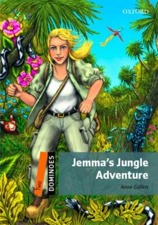 Descargar libros de google en linea DOMINOES 2 JEMMA S JUNGLE MP3 PACK 9780194639620