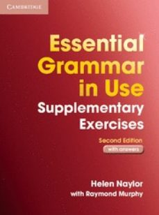essential grammar in use supplementary exercises with answers-9780521675420