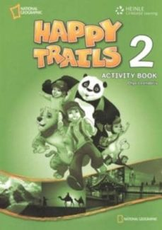 Amazon descarga de mp3 de libros HAPPY TRAILS 2 ACTIVITY BOOK