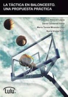 Curiouscongress.es La Tactica En Baloncesto. Una Propuesta Práctica Image