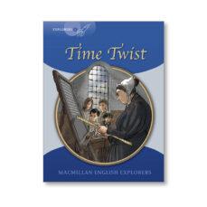 Descargar archivos pdf de libros gratuitos. EXPLORERS 6 TIME TWIST NEW ED