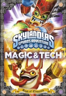 skylanders book of elements: magic and tech (ebook)-activision publishing inc.-cooperatie activision blizzard int.-9781409391920