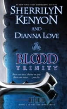 blood trinity-sherrilyn kenyon-9781439155820