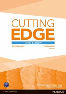 Descargas de libros gratis en el rincón CUTTING EDGE 3RD EDITION INTERMEDIATE WORKBOOK WITH KEY de