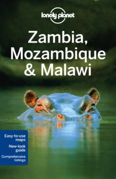 zambia, mozambique & malawi 2013 (2nd ed) (lonely planet. country guides)-9781741797220