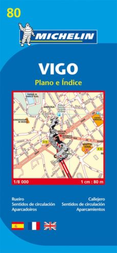 plano michelin vigo (ref.19080)-9782067127920