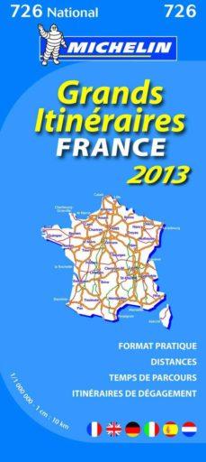 Inmaswan.es Francia Grandes Itinerarios 2013 (Ref. 726) Image