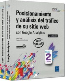 Titantitan.mx Posicionamiento Y Analisis Del Trafico De Su Sitio Web Con Google Analytics (2ª Ed.) (Pack De 2 Libros) Image