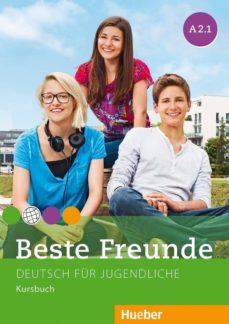 Descargar libro electrónico para móvil BESTE FREUNDE A2/1: DEUTSCH FÜR JUGENDLICHE.DEUTSCH ALS FREMDSPRACHE / KURSBUCH
