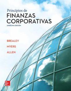 Descargar PRINCIPIOS DE FINANZAS CORPORATIVAS 11ª EDICION. gratis pdf - leer online