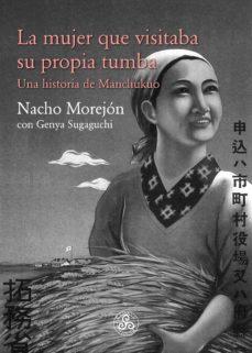 Descargas de libros reales en mp3 LA MUJER QUE VISITABA SU PROPIA TUMBA  (Spanish Edition)