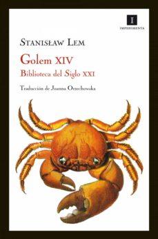 golem xiv (ebook)-stanislaw lem-9788415578420