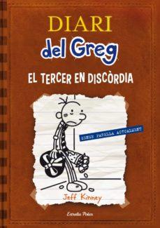 Inmaswan.es Diari Del Greg 7: El Tercer En Discòrdia Image