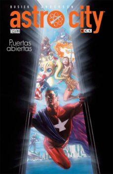 Titantitan.mx Astro City: Puertas Abiertas Image