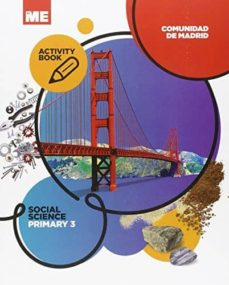 social science 3º primaria activity book (madrid) ed 2015-9788416380220