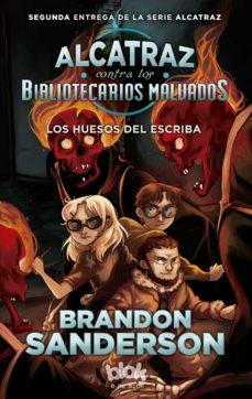 Libros gratis de mitología griega para descargar. ALCATRAZ CONTRA LOS BIBLIOTECARIOS MALVADOS 2: LOS HUESOS DEL ESCRIBA de BRANDON SANDERSON 9788416712120 (Spanish Edition)
