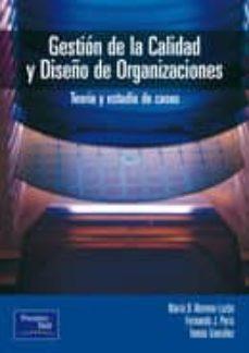 Mrnice.mx Gestion De La Calidad Y Diseño De Organizaciones Image