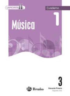 Elmonolitodigital.es Lapiceros Música 3 Cuaderno 1 Image