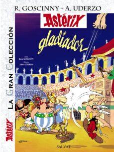 asterix 4: asterix gladiador (asterix gran coleccion)-albert uderzo-9788421686720