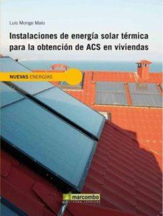 Alienazioneparentale.it Instalaciones De Energia Solar Termica Para La Obtencion De Acs E N Viviendas Image