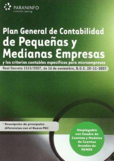 Geekmag.es Plan General De Contabilidadpymes Image