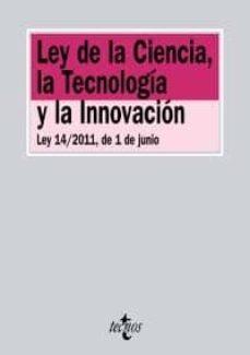 Permacultivo.es Ley De La Ciencia, La Tecnologia Y La Innovacion. Ley 14/2011, De 1 De Junio Image