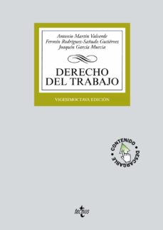 Geekmag.es Derecho Del Trabajo (28ª Ed.) Image