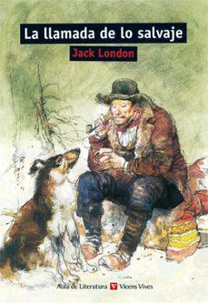 la llamada de lo salvaje: material auxiliar (eso)-jack london-9788431673420