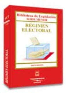 Curiouscongress.es Regimen Electoral (4ª Ed.) Image