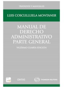 Geekmag.es Manual De Derecho Administrativo (24ªed.) Image