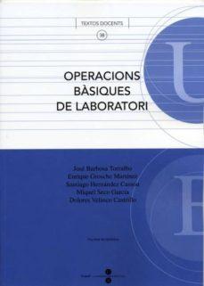 Debatecd.mx Operacions Bàsiques De Laboratori Image