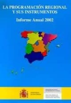 Ojpa.es La Programacion Regional Y Sus Instrumentos. Informe Anual 2002 Image
