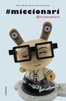 #miccionari: mots nuls per pixar-se de riure. o no-fran domenech-9788466414920