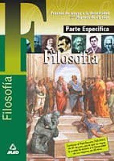 Padella.mx Acceso A La Universidad Para Mayores De 25 Años: Filosofia (Andal Ucia) Image