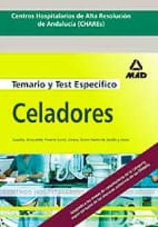 Viamistica.es Centros Hospitalarios De Alta Resolucion De Andalucia (Chares): T Emario Y Test Especifico De Celadores Image