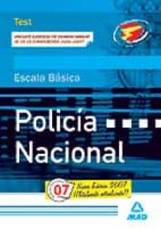 Concursopiedraspreciosas.es Policia Nacional: Escala Basica. Test Image