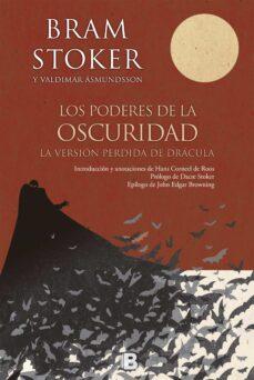 Ebook para wcf descarga gratuita LOS PODERES DE LA OSCURIDAD: LA VERSION PERDIDA DE DRACULA (Literatura española)