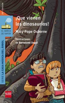 Javiercoterillo.es ¡Que Vienen Los Dinosaurios! Image