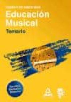 Javiercoterillo.es Cuerpo De Maestros.educacion Musical. Temario Image
