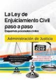 Lofficielhommes.es La Ley De Enjuiciamiento Civil Paso A Paso. Esquemas Procesales Civiles Image
