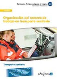 Viamistica.es Organizacion Del Entorno De Trabajo En Transporte Sanitario Image