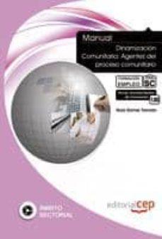 Inmaswan.es Manual Dinamizacion Comunitaria: Agentes Del Proceso Comunitario: Formacion Para El Empleo Image