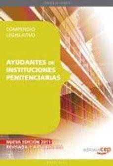 Chapultepecuno.mx Compendio Legislativo Instituciones Penitenciarias Image