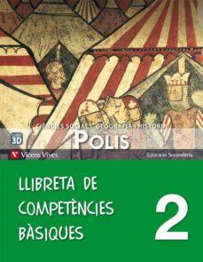 Carreracentenariometro.es Nou Polis 2º Llibreta De Competències Bàsiques Image