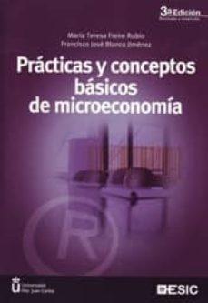 Ojpa.es Practicas Y Conceptos Basicos De Microeconomia (3ª Ed.) Image