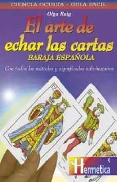 Permacultivo.es El Arte De Echar Las Cartas: Baraja Española Image