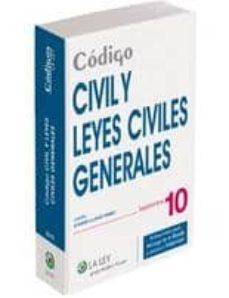 Curiouscongress.es Codigo Civil Y Leyes Civiles Generales 2010 + Image