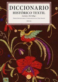 Followusmedia.es Diccionario Histórico Textil Jacetania Y Alto Gállego Image