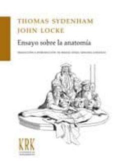 Descarga gratuita de libros electrónicos de electrónica digital. ENSAYO SOBRE LA ANATOMIA 9788483672020 CHM ePub
